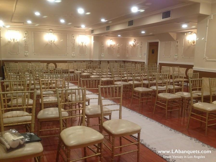 Wedding Reception Halls Glendale Galleria Lounge Labanquets
