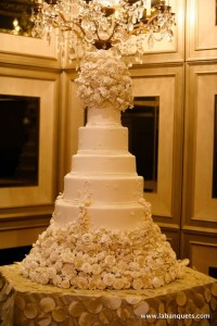 Wedding Cake LABanquets.com