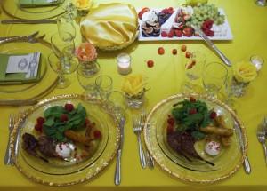 Wedding Food LABanquets.com