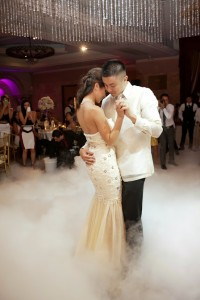 Wedding photos from LA Banquets